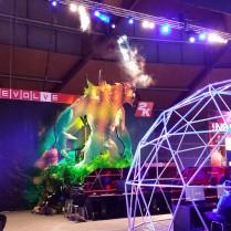 EB Games Expo 2014 - Rigging