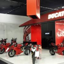 Ducati rigging 2014