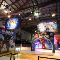 EB Games Expo 2015 - Rigging