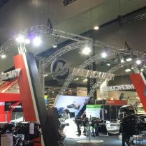 Ground Support - Mercury Marine at Melbourne Boat Show 2014
